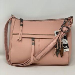 The Sak Alameda Leather Handbag